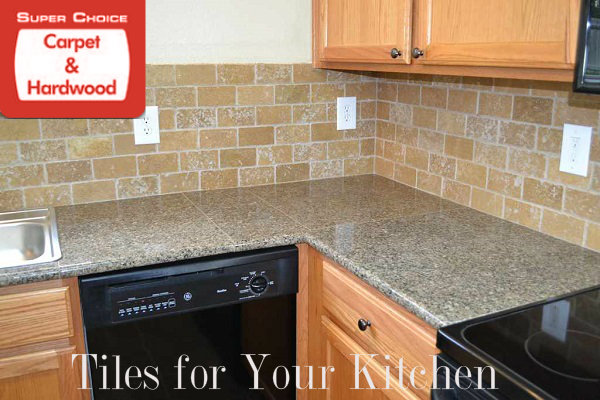 Tile Type. For kitchens ... & Things to Consider When Selecting Tiles for Your Kitchen