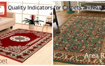 Quality Indicators for Carpets and Rugs