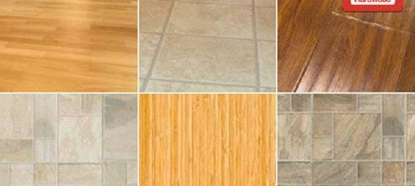 Different Types of Laminate Flooring