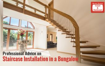 Professional Advice on Staircase Installation in a Bungalow