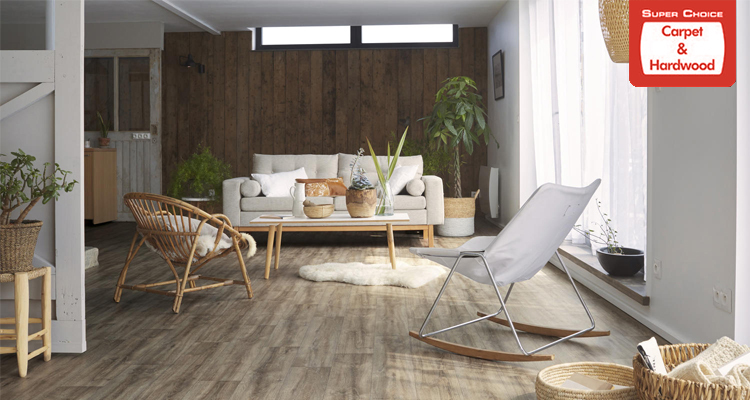 Vinyl flooring – How it's different from Laminate Flooring