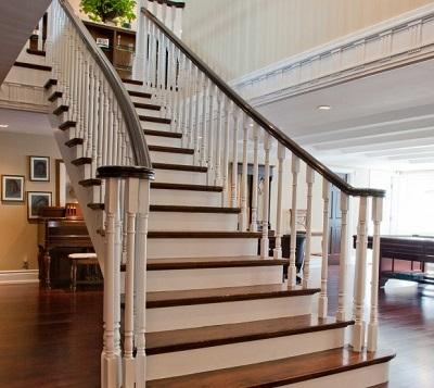 straight-stairs