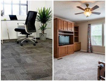 Commercial vs. Residential Carpets