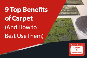 9 Top Benefits of Carpets (And How to Best Use Them)