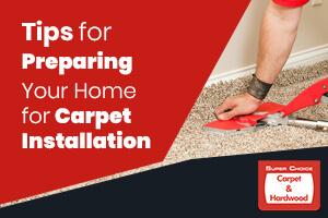 Carpet Installation in Mississauga